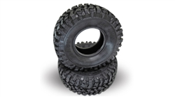 Pit Bull 1.9 Rock Beast Scale R/C Tires Komp Kompound with 2-Stage Foam (2)