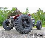 Pit Bull 3.8 Rock Beast XL Scale MT R/C Tires Zuper Duper Kompound with Foam (2)