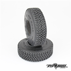 Pit Bull 2.2 A/T Hardcore Scale R/C Tires Alien Kompound with Foam (2)