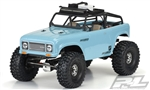 "Pro-Line Ambush Clear Body with Ridge-Line Trail Cage for 12.3"" (313mm) Wheelbase Scale Crawlers"