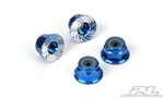 Pro-Line Racing 4mm Serrated Wheel Lock Nuts