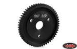 RC4WD 56T 32P Delrin Spur Gear