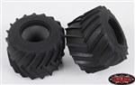 "RC4WD The Rumble 2.6"" Monster Truck Racing Tires (2)"