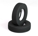 "RC4WD Long Haul 1.7"" Commercial 1/14 Semi Truck Tires"