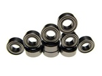 Racer's Edge 5 X 10MM METAL SHIELD CLUTCH BEARING (10)