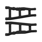 RPM Front or Rear A-arms, Black: Slash 4x4