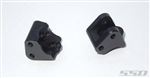 SSD RC Aluminum Link Mounts for SCX10 II (Black)