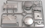 Tamiya King Hauler R parts