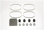 Tamiya Bruiser Rubber Parts B