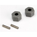 Traxxas Hex Wheel Hub 2.5x12mm Fr Rustler/Stampede/Slash (2)