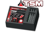 Traxxas Receiver, micro, TQi 2.4GHz with telemetry & TSM (5-channel)