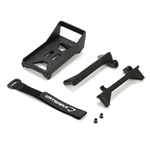 Vaterra Ascender Battery Tray, Mounts & Strap