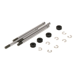 Vaterra Ascender Shock Shaft & Piston Set (4)
