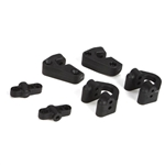 Vaterra Rear Suspension Track Rod Mounts: TWH