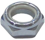600 Mini Sprint Front Spindle Nut