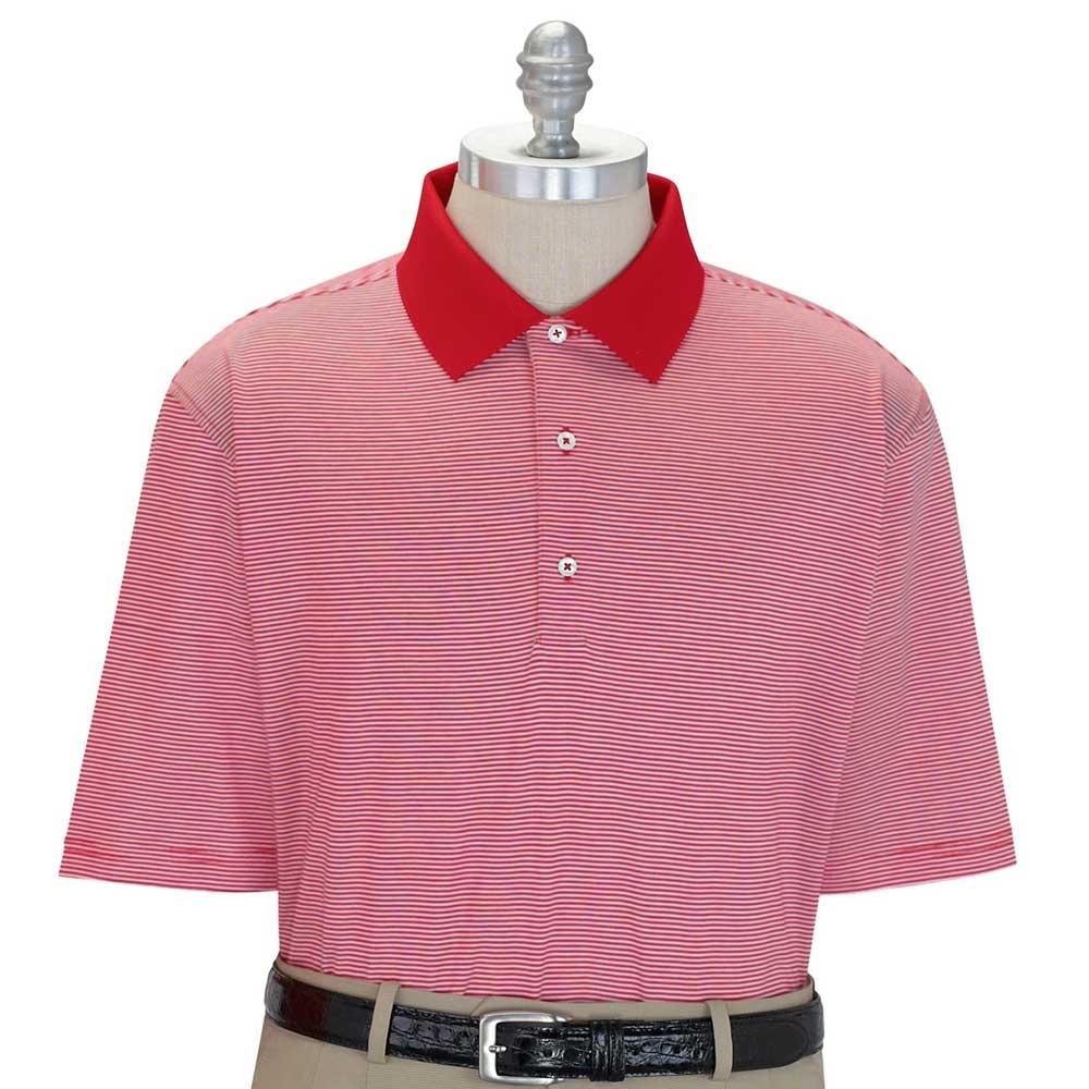 Custom logo shirts for men fairway and greene golf shirt for Custom printed golf shirts