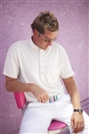 Ian Poulter Classic Signature Short Sleeve Polo Shirt - Large