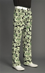 Money Loudmouth golf pants