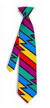 Captain Thunderbolt Silk Tie LoudMouth Golf