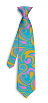 Key West Silk Tie LoudMouth Golf