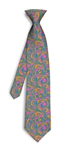 Key West mini Silk Tie LoudMouth Golf