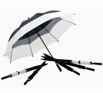 "Windbrella windtuff  62"" golf umbrella"