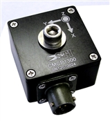 CMCP1300A Triaxial Accelerometer