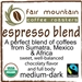 Espresso Blend  - 16 oz - Fair Trade Organic