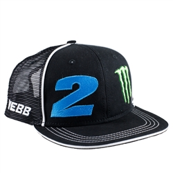 Monster Energy Supercross Cooper Webb Mesh Back Cap