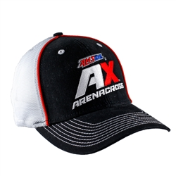 AMSOIL Arencross Cap With Mesh Back