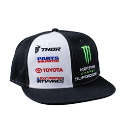 Supercross Big Four Sponsor Cap