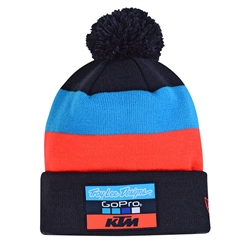 Team TLD KTM Beanie with Pom Pom