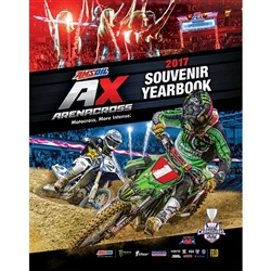 Arenacross 2017 Yearbook