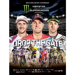 Monster Energy Supercross 2017 Yearbook