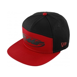 FMF Racing Ship It Black/Red Hat