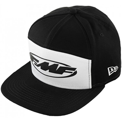 FMF Racing Ship It Black/White Hat