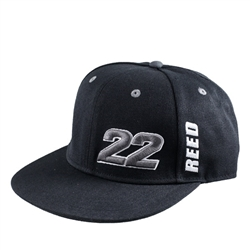 Chad Reed Black and White Cap