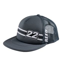Chad Reed Tripple Grey Mesh Back Cap