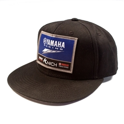 Black YAMAHA Team Cap