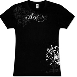 Arenacross Ladies Scroll Tee