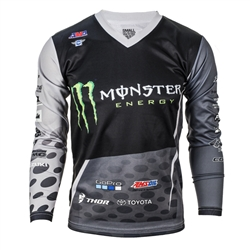 Supercross Black Dot Jersey
