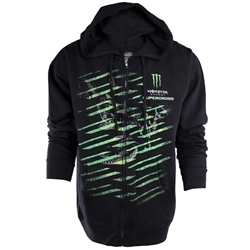 Monster Energy Supercross Zip Hail Hoodie