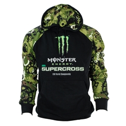 Monster Energy Supercross Sprockets Hoodie