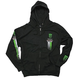 Monster Energy Pro Circuit Full Logo Full Zip Hoodie