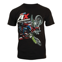 Arenacross Series 2016 Black Tee