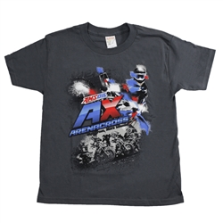 Arenacross 2017 Trophy Grey Youth Tee