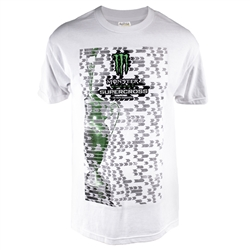 Monster Energy Supercross White Tee