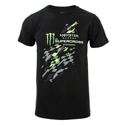 Supercross Flag Tee