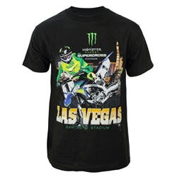 Supercross Finals Tower Tee