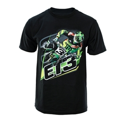 Monster Energy Supercross Tomac Black Tee